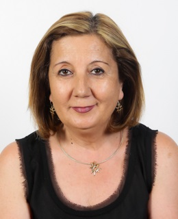 Photograph of ROSA MARÍA LÓPEZ ALONSO