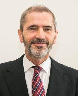 Photograph of CARLOS ARAGONÉS MENDIGUCHÍA