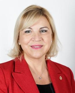 Fotografía de VIOLANTE TOMÁS OLIVARES (Senadora)