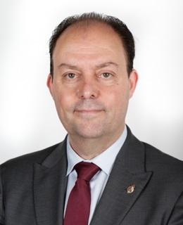 Photograph of VÍCTOR JAVIER RUIZ DE DIEGO (Senador)