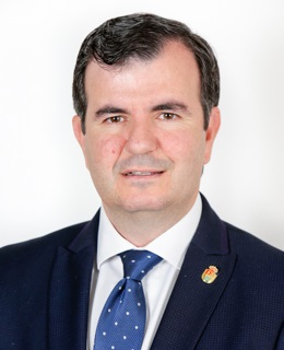 Photograph of JUAN PABLO MARTÍN MARTÍN (Senador)