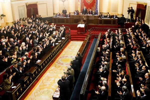 funciones senadores: